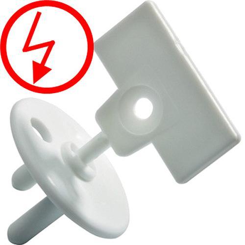 SAFETY FIRST Заглушки для розеток с ключом 12 шт (3)