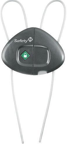 Защита-замок на дверные ручки эластичный хомут SAFETY FIRST Серый (3)