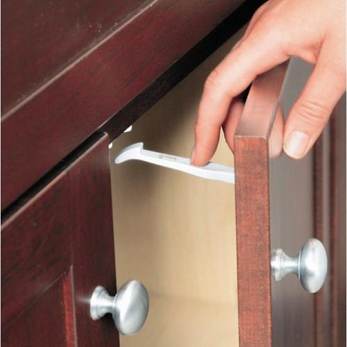 Защита-ограничитель открывания на дверь 7 шт SAFETY FIRST (6)