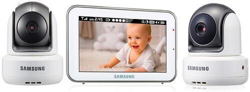 Видеоняня Samsung SEW-3043WPX2 (1)