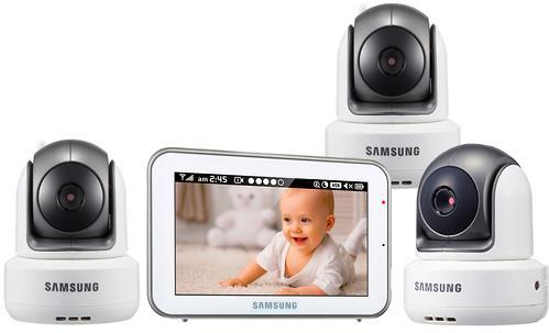 Видеоняня Samsung SEW-3043WPX3 (1)