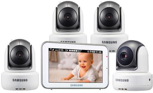Видеоняня Samsung SEW-3043WPX4 (1)