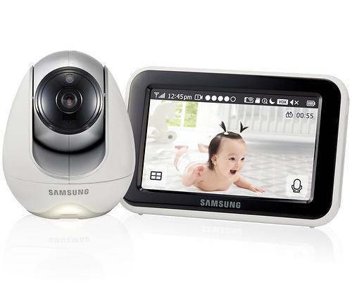 Видеоняня Samsung SEW-3053WP (3)