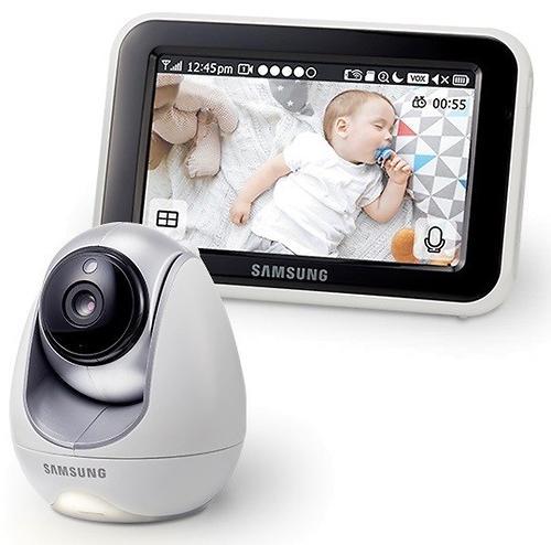 Видеоняня Samsung SEW-3057WP (5)