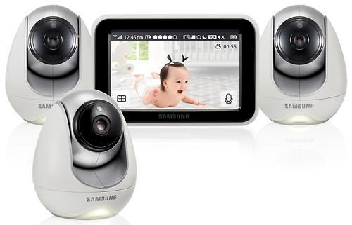 Видеоняня Samsung SEW-3053WPX3 (1)