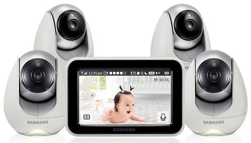 Видеоняня Samsung SEW-3053WPX4 (1)