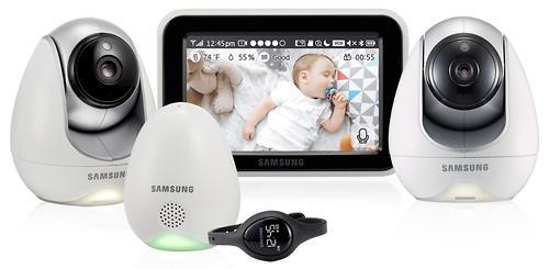 Видеоняня Samsung SEW-3057WPX2 (4)