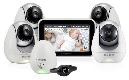 Видеоняня Samsung SEW-3057WPX4 (4)