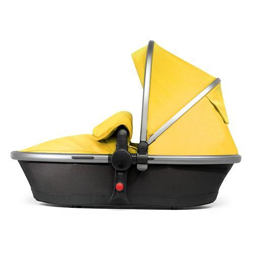 Коляска 2в1 Silver Cross SURF Graphite/Yellow (14)