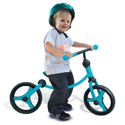 Беговел Smart Trike Running Bike Blue (7)