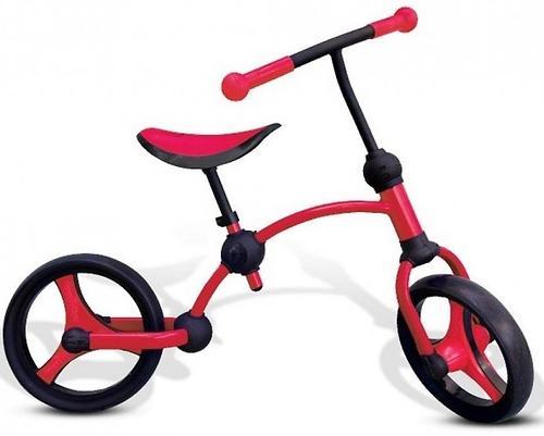 Беговел Smart Trike Running Bike Red (7)