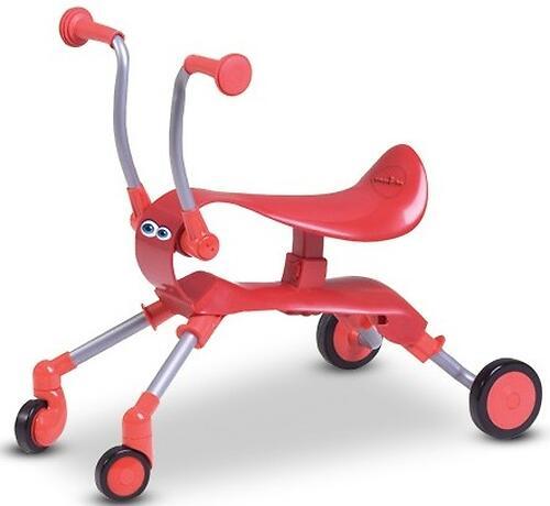 Каталка-прыгунки SmartTrike Springo Red (5)