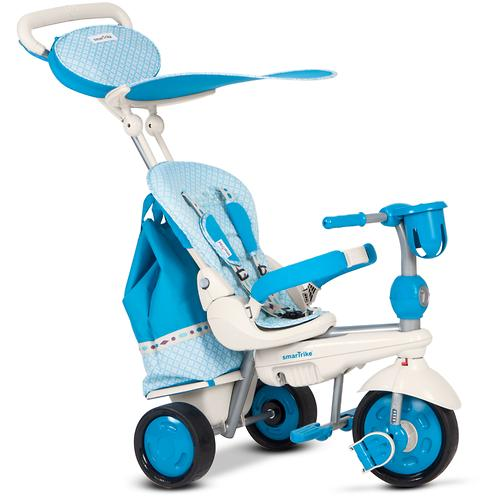 Велосипед Smart Trike 5в1 Dazzle/Splash Blue (6)
