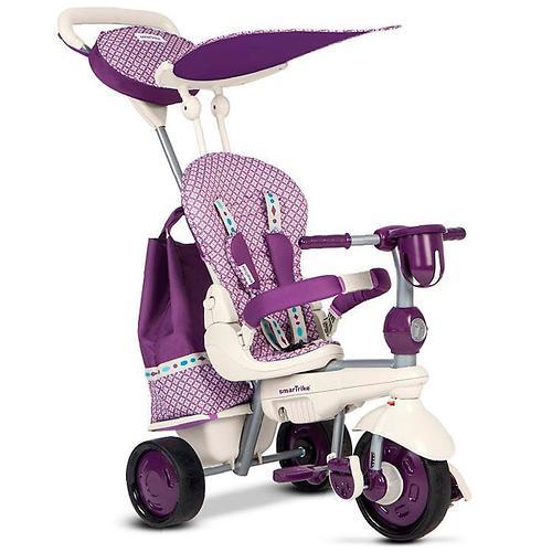 Велосипед Smart Trike 5в1 Dazzle/Splash Purple (9)