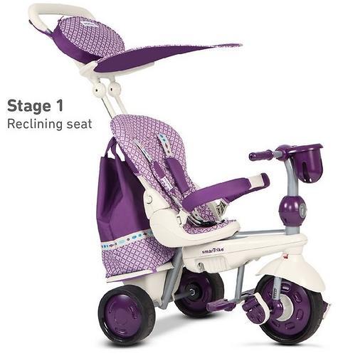 Велосипед Smart Trike 5в1 Dazzle/Splash Purple (10)