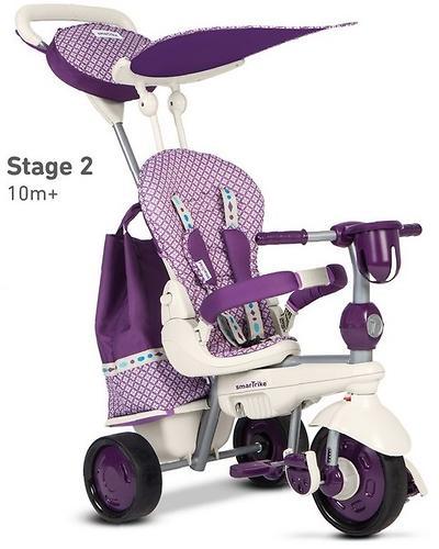 Велосипед Smart Trike 5в1 Dazzle/Splash Purple (11)