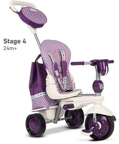 Велосипед Smart Trike 5в1 Dazzle/Splash Purple (13)