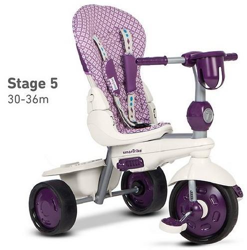 Велосипед Smart Trike 5в1 Dazzle/Splash Purple (14)