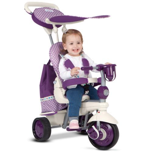 Велосипед Smart Trike 5в1 Dazzle/Splash Purple (15)