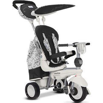 Велосипед Smart Trike 5в1 Dazzle/Splash Black White - Minim