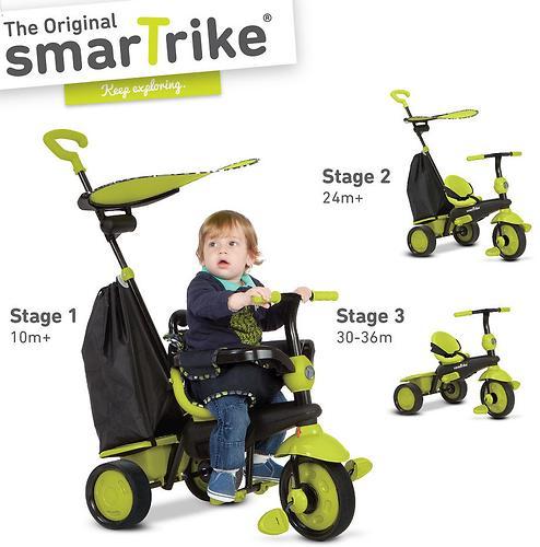 Велосипед Smart Trike 3в1 Delight Green (8)