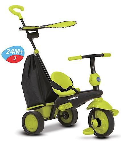 Велосипед Smart Trike 3в1 Delight Green (10)