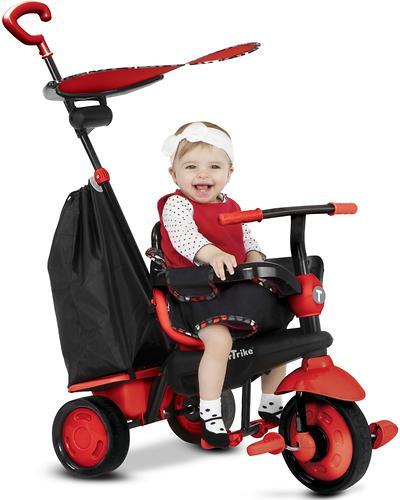 Велосипед Smart Trike 3в1 Delight Red (9)