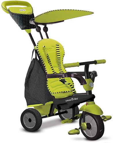 Велосипед Smart Trike 4в1 Glow Green (6)