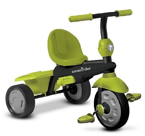 Велосипед Smart Trike 4в1 Glow Green (8)