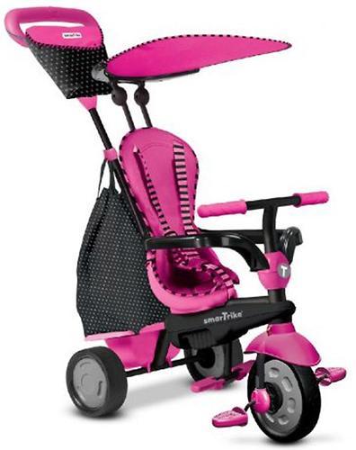 Велосипед Smart Trike 4в1 Glow Pink (6)