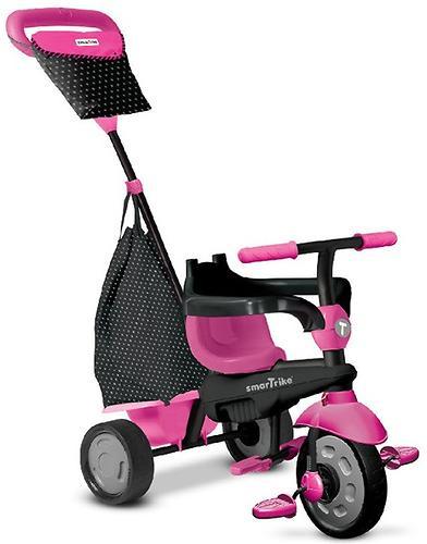 Велосипед Smart Trike 4в1 Glow Pink (7)