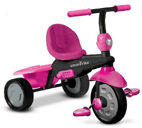 Велосипед Smart Trike 4в1 Glow Pink (8)