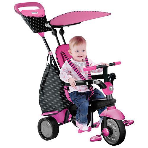 Велосипед Smart Trike 4в1 Glow Pink (9)