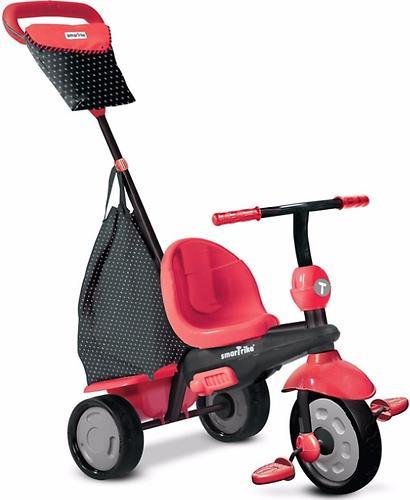 Велосипед Smart Trike 4в1 Glow Red (8)