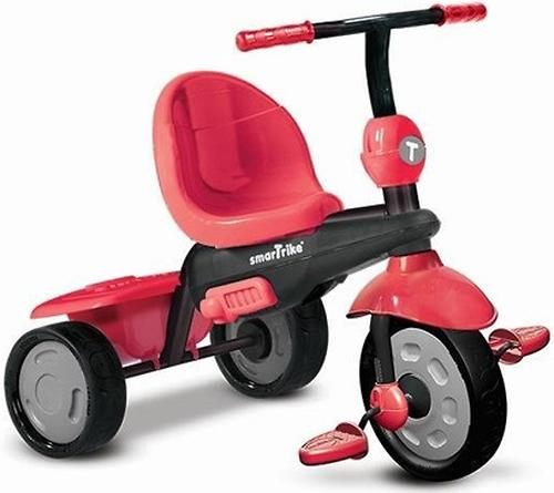 Велосипед Smart Trike 4в1 Glow Red (9)