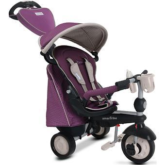 Велосипед Smart Trike 5в1 Recliner Infinity Purple - Minim