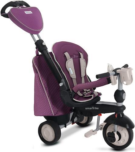 Велосипед Smart Trike 5в1 Recliner Infinity Purple (11)