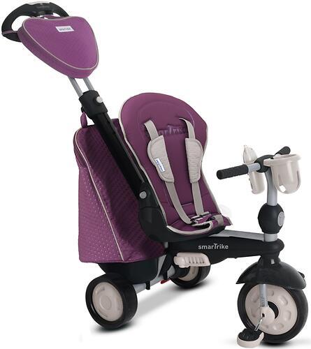 Велосипед Smart Trike 5в1 Recliner Infinity Purple (12)