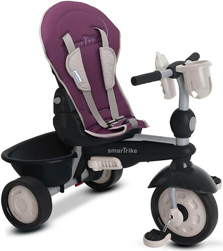 Велосипед Smart Trike 5в1 Recliner Infinity Purple (13)