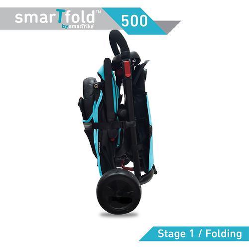 Велосипед Smart Trike 7в1 SmarTfold 500 Red (17)