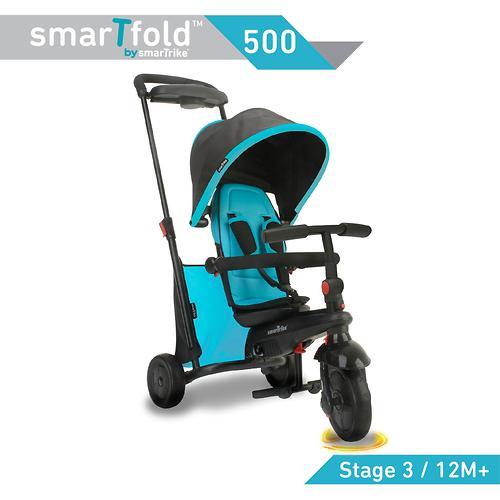 Велосипед Smart Trike 7в1 SmarTfold 500 Green (18)