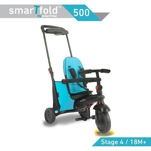 Велосипед Smart Trike 7в1 SmarTfold 500 Red (19)