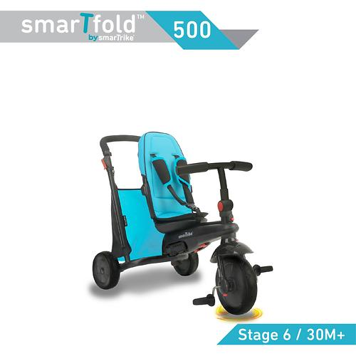 Велосипед Smart Trike 7в1 SmarTfold 500 Green (20)