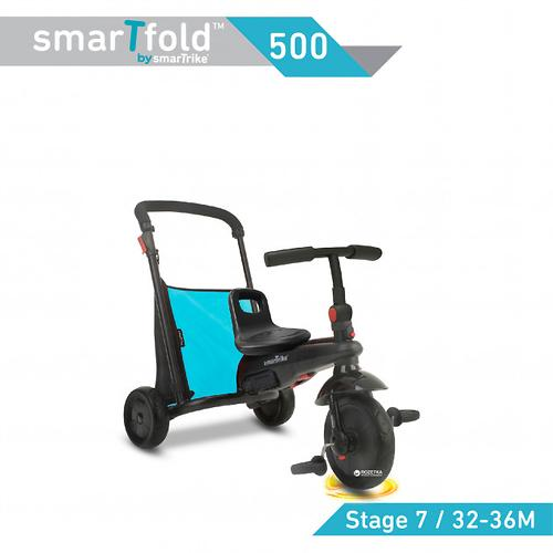 Велосипед Smart Trike 7в1 SmarTfold 500 Red (21)