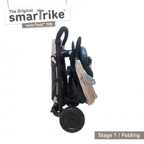 Велосипед Smart Trike 8в1 SmarTfold 700 Blue (17)