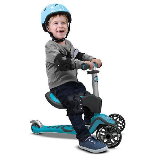 Самокат Smart Trike T-Scooter T1 Blue (12)
