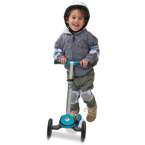 Самокат Smart Trike T-Scooter T1 Blue (13)