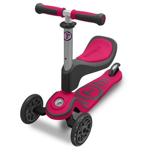 Самокат Smart Trike T-Scooter T1 Pink (8)