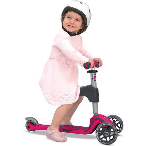 Самокат Smart Trike T-Scooter T1 Pink (12)