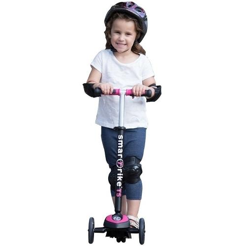 Самокат Smart Trike T-Scooter T5 Pink (5)